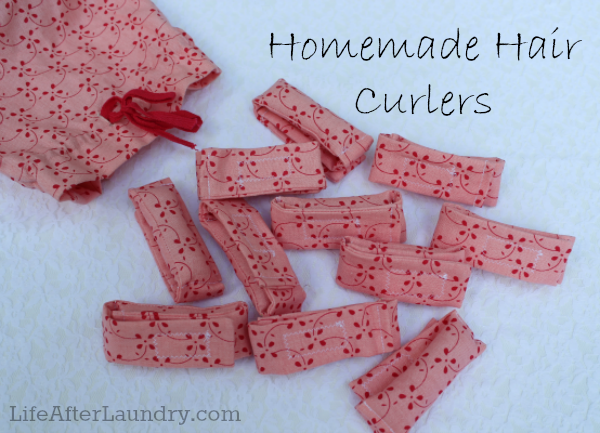Homemade Hair Curlers