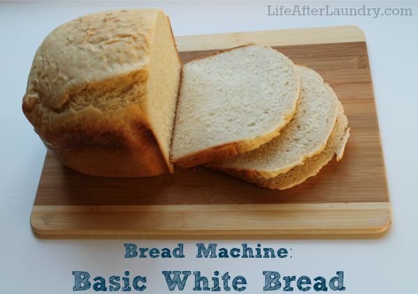 Basic White Breaad