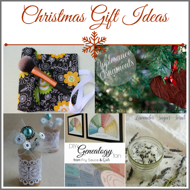 Christmas Gift Collage