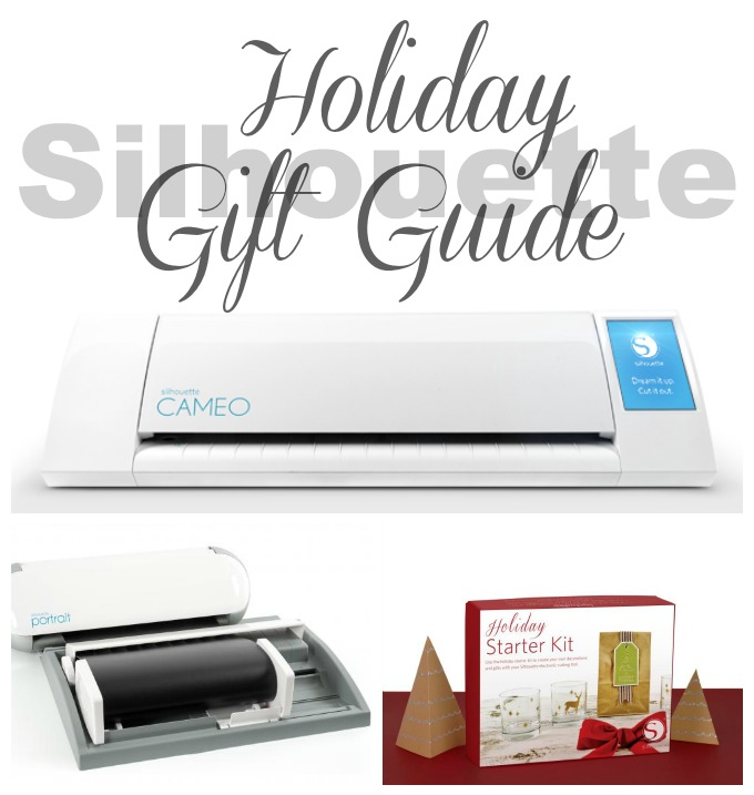 Silhouette Holiday Gift Guide via LifeAfterLAundry.com