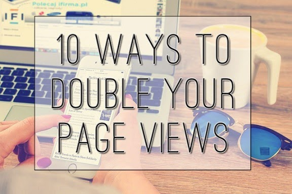 double your page views