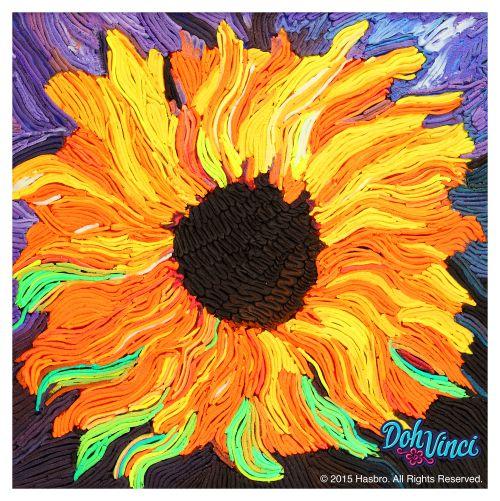 The Sunflower - Vincent van Gogh