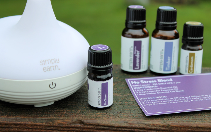 No Stress Blend for Diffuser